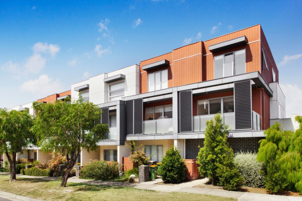 21 High St Bayswater - Eastern suburbs townhouse builder