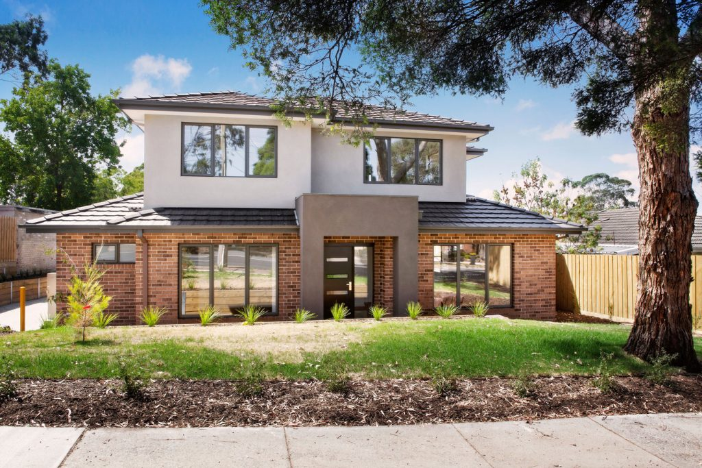 849 High St Rd - Glen Waverley property development